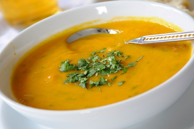 soupe brule graisse