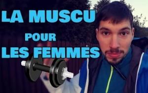La musculation est une excellente activité physique pour une femme
