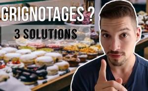 Comment ne pas grignoter entre les repas